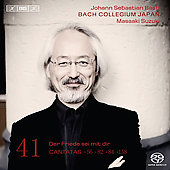 Bach: Cantatas Vol 41 / Suzuki, Bach Colegium Japan, et al