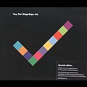 Pet Shop Boys: Yes [Slipcase]