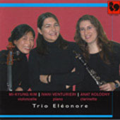 Bruch: Pieces Op 83;  Juon, Stutschewsky / Trio El&eacute;onore
