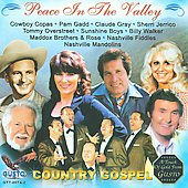 Various Artists: Peace In The Valley: Country Gospel