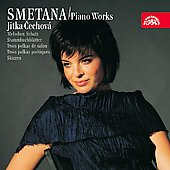 Smetana: Piano Works / Jitka Cechova