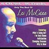 Les McCann: Only The Best Of Les McCann [Box]