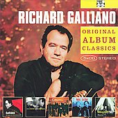 Frédéric Galliano: 5 CD Deluxe Giftpack *