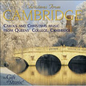 Christmas from Cambridge / Cambridge Choir of Queens' College