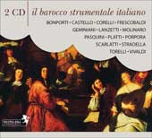 Il Barocco Strumentale Italian - Vivaldi, Torelli, Porpora, et al