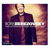 Boris Berezovsky [Box Set]