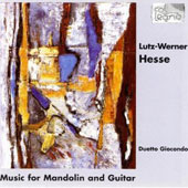 Lutz-Werner Hesse: Music for Mandolin and Guitar