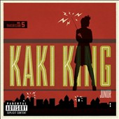 Kaki King: Junior [CD/DVD] [PA] [Digipak]