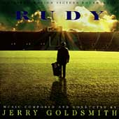 Jerry Goldsmith: Rudy [Original Motion Picture Soundtrack]