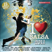 Various Artists: I Love Salsa 2011