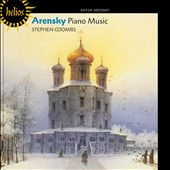 Arensky: Piano Music / Stephen Coombs, piano
