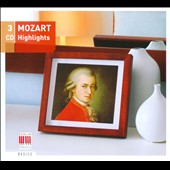 Mozart Highlights from Berlin Classics