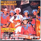 Ernest Tubb & Friends/Ernest Tubb & The Texas Troubadors/Ernest Tubb and His Texas Troubadours: Record Shop/Midnight Jamboree