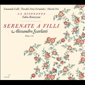Alessandro Scarlatti: Serenate A Filli
