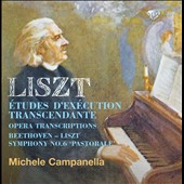 Liszt: Transcendental Etudes / Campanella