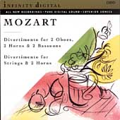 Mozart: Divertimenti K 252 & 287