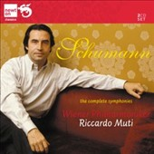 Schumann: The Complete Symphonies / Muti - Vienna PO