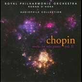 Chopin: Works for Solo Piano, Vol. 2 / Ronan O'Hora, piano