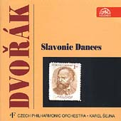 Dvor&#225;k: Slavonic Dances  / Sejna, Czech Philharmonic
