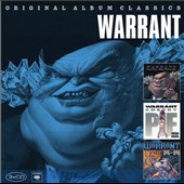 Warrant: Original Album Classics [Slipcase]