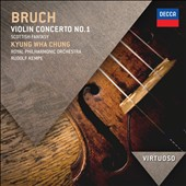 Bruch: Violin Concerto; Scottish Fantasia / Kyung Wha Chung, violin