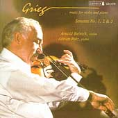 Grieg: Music for Violin & Piano / Belnick, Ruiz