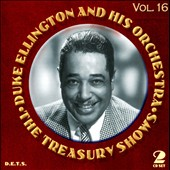 Duke Ellington: The Treasury Shows, Vol. 16