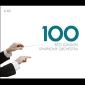100 Best London Symphony Orchestra - Popular orchestral classics [5 CDs]