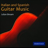 Italian and Spanish Guitar Music / Julian Bream, guitar (rec. 1960)