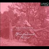 Beethoven:Trio for flute, bassoon & piano; Serenade for flute, violin & viola, Op. 25; Trio for clarinet, cello & piano, Op. 11 / Oslo Philharmonic Chamber Group
