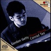 Gordon Getty: Piano Pieces / Conrad Tao, piano