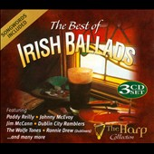 Various Artists: The Best of Irish Ballads [Box]