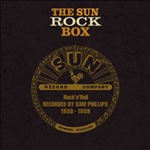 Various Artists: The Sun Rock Box