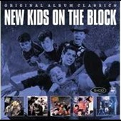 New Kids on the Block: Original Album Classics [Slipcase]