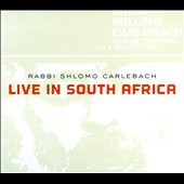 Shlomo Carlebach: Live in South Africa [Digipak]