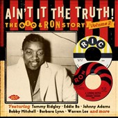 Various Artists: Ain't It The Truth: The Ric & Ron Story, Vol. 2