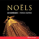 French No&euml;ls of the 18th Century / Ensemble Les Bor&eacute;ades