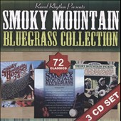 Various Artists: Smoky Mountain Bluegrass Collection [Box]