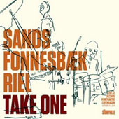 Christian Sands/Thomas Fonnesbæk/Alex Riel: Take One
