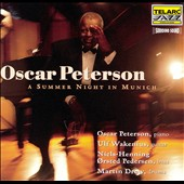 Oscar Peterson: A  Summer Night in Munich