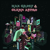 Max Graef/Glenn Astro: The Yard Work Simulator [Digipak] *
