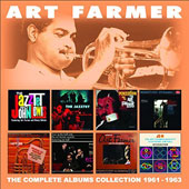 Art Farmer: The Complete Albums Collection 1961-1963 [Box]