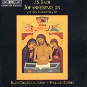 Bach: Johannespassion / Suzuki, Bach Collegium Japan