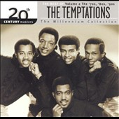 The Temptations (R&B): 20th Century Masters - The Millennium Collection: The Best of the Temptations, Vol. 2