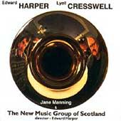 Harper, Cresswell / Manning, New Music Group of Scotland