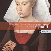 Bach: Cantatas / Huggett, Argenta, Ensemble Sonnerie