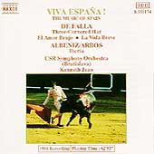 Viva España! - The Music of Spain / Jean, CSR Symphony