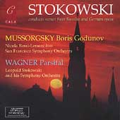 Mussorgsky, Wagner: Opera Highlights / Stokowski