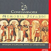 Memoria Sefardi - Jewish and Christian Spanish Music