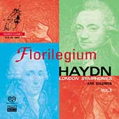 Haydn: London Symphonies Vol 1 / Florilegium